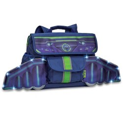 Bixbee - Flyers Led Backpack - Space Racer
