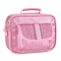 Bixbee - Lunch Box - Sparkalicious Pink