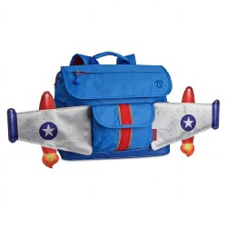 Bixbee - Flyer Small Backpack - Rocket Flyer