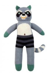 Bla Bla - Doll Mini Bandit The Raccoon