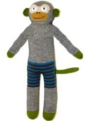 Bla Bla - Doll Mini Mozart The Monkey