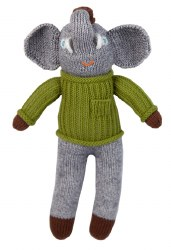Bla Bla - Doll Mini Hercule The Elephant