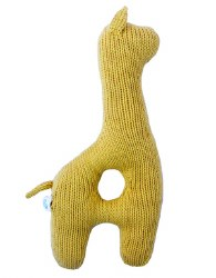 Bla Bla - Jumbo Rattle Giraffe Dijon