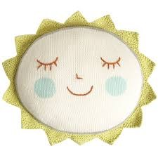 BlaBla - Pillow Sun Face