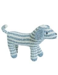Bla Bla - Dog Rattle Gray