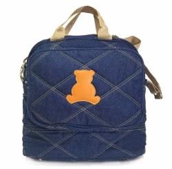 Bl Baby - Medium Crossbody Bag 011 Denim