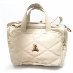 Bl Baby - Medium Crossbody Bag 051 Ivory