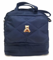 Bl Baby - Medium Crossbody Bag 011 Navy