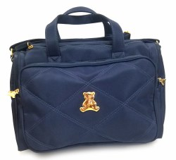 Bl Baby - Large Crossbody Bag 075 Navy