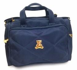 Bl Baby - Large Crossbody Bag 075 Navy