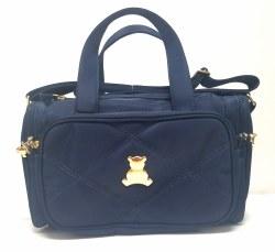 Bl Baby - Small Crossbody Bag 076 Navy
