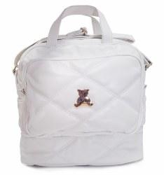 Bl Baby - Medium Crossbody Bag 011 White