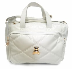 Bl Baby - Medium Crossbody Bag 051 White