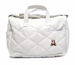 Bl Baby - Medium Crossbody Bag 056 White