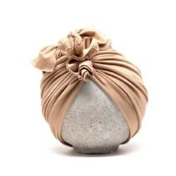 Blu Taylor - Vintage Head Wrap - Caramel 0-6M