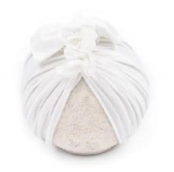 Blu Taylor - Vintage Head Wrap - Magnolia 0-6M