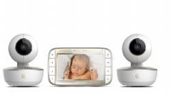 Motorola - Video Baby Monitor - MBP855CONNECT-2