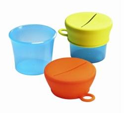 Boon - Snug Snack Orange Multi