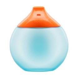 Boon - Fluid Sippy Cup Blue & Orange