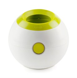 Boon - Orb Bottle Warmer White & Green