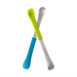 Boon - Swap 2 in 1 Spoon Blue & Green