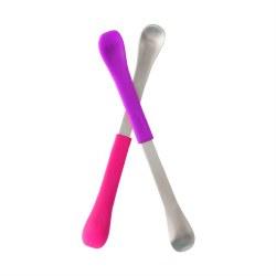 Boon - Swap 2 in 1 Spoon Pink & Purple