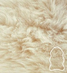 Bowron Sheepskins - Sheepskin Standard - Champaign