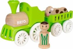 Brio - Farm Train Set