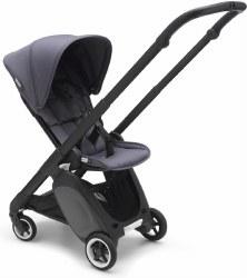 Bugaboo - Ant Complete Stroller Black - Steel Blue