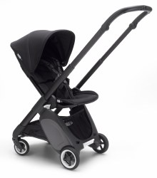 Bugaboo - Ant Complete Stroller Black - Black