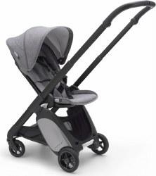 Bugaboo - Ant Complete Stroller Black - Grey Melange