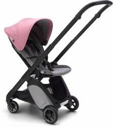 Bugaboo - Ant Complete Stroller Black - Grey Melange - Pink Melange