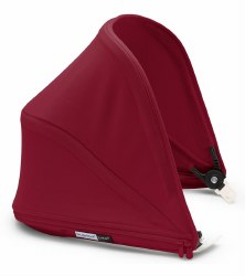Bugaboo - Bee5 Sun Canopy - Ruby Red