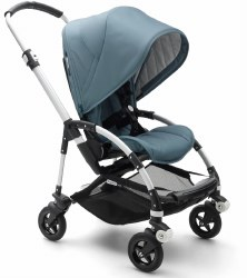 Bugaboo - Bee5 Complete Stroller Special Edition - Aluminum - Track