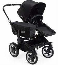 Bugaboo - Donkey2 Mono Configuration Stroller - Black - Black - Black