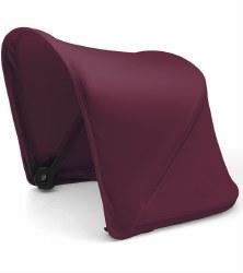 Bugaboo - Fox/Cameleon3 Sun Canopy  - Ruby Red
