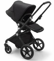 Bugaboo - Lynx Complete Stroller - Black - Black - Black