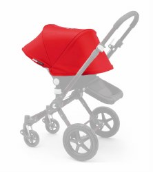 Bugaboo - Cameleon3 Tailored Fabric Set - Red