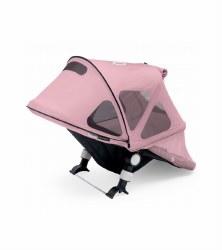 Bugaboo - Donkey Breezy Sun Canopy - Soft Pink