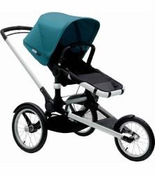 Bugaboo - Runner Complete Stroller - Petrol Blue