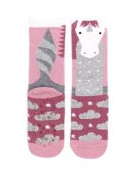 N L - Socks - Unicorn 12-24M