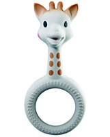 Calisson - Sophie So'Pure Ring Teether