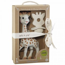 Calisson - Sophie La Girafe & Chewing Rubber
