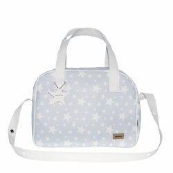 Cambrass - Maternity Bag - Stars Blue