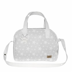 Cambrass - Maternity Bag - Stars Grey