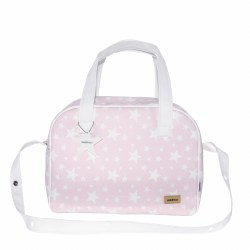 Cambrass - Maternity Bag - Stars Pink