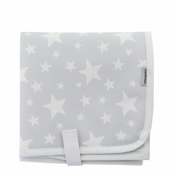 Cambrass - Stars Nappy Changer - Grey