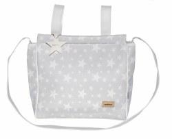 Cambrass - Pram Diaper Bag - Etoile Grey
