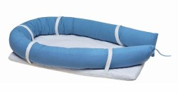 Cambrass - Bed in Bed Astra - Blue