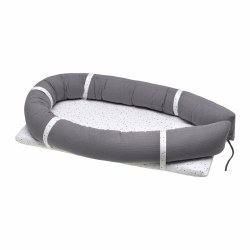 Cambrass - Bed in Bed Astra - Grey